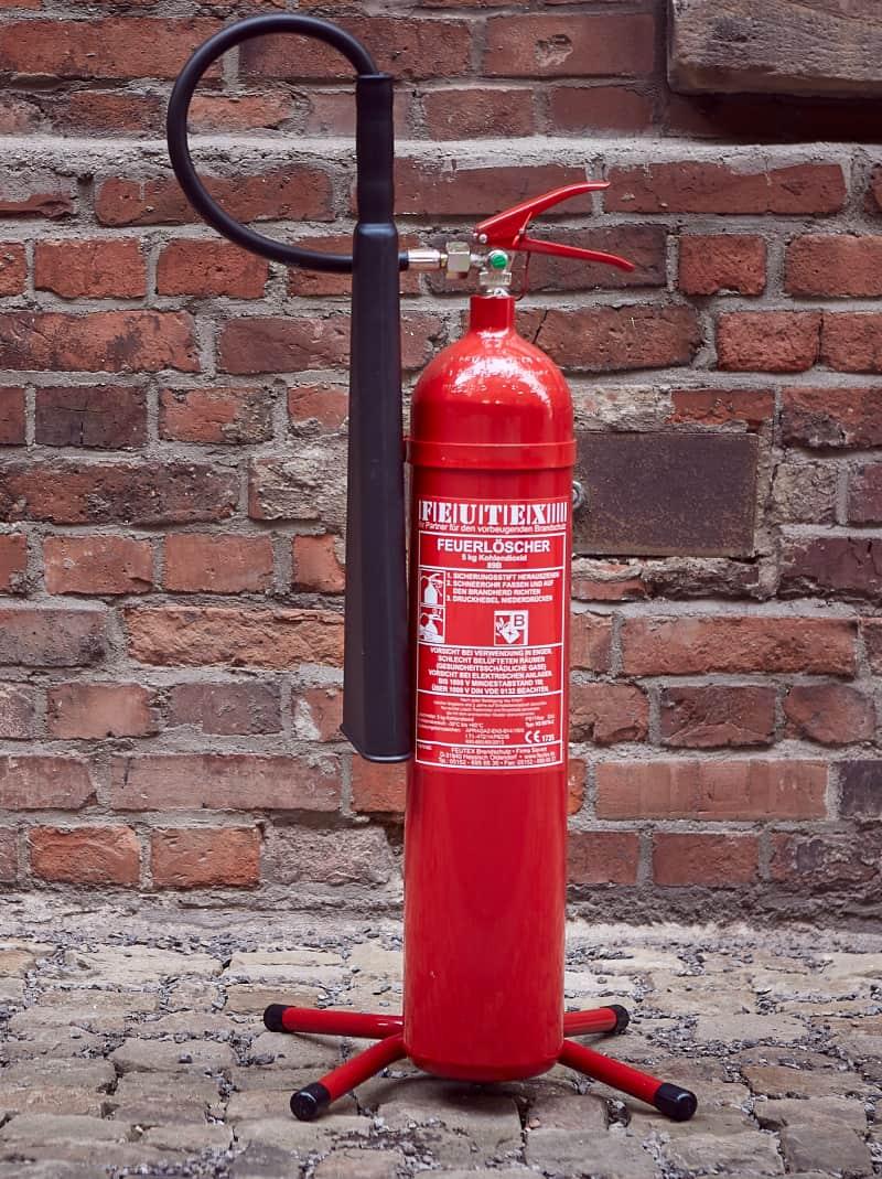 Feutex Brandschutz Feuerlöscher